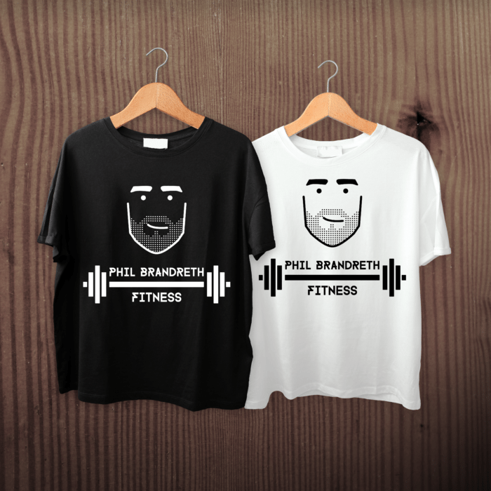 Phil Brandreth Fitness T-Shirts